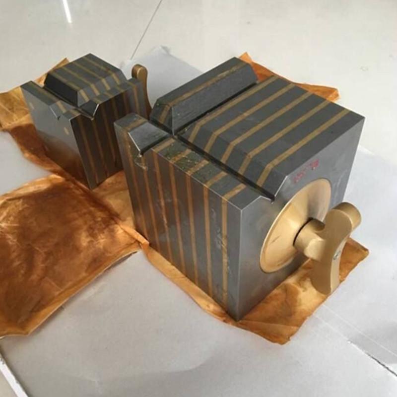 方型磁性测定台  精密磁性四方台 方形磁力座 磁性方箱优惠促销