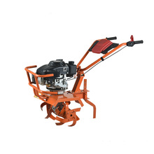 园林机械微耕机 小型 挖地翻土机 家用农用多功能除草机松土机