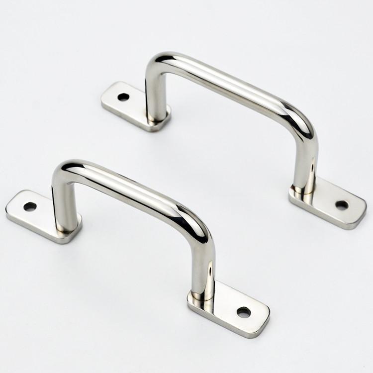 304不锈钢把手 工厂自动化用零件设备 角型焊接式不锈钢 角型拉手