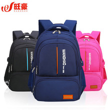 Túi đi học cho trẻ em nam và nữ ba lô Túi đi học mẫu 1-3-6 có thể tùy chỉnh in logo Cặp đi học