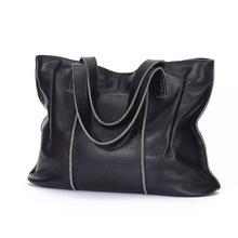 真皮女包2020新款歐美時尚手提托特包女士包handbags women