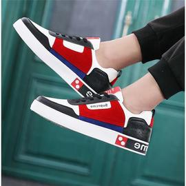 Spring trend low help men's shoes students small white shoes Harajuku tide shoes white sports shoes 679
