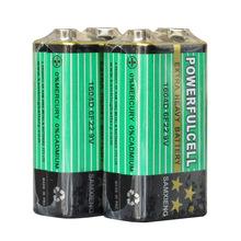 三顆星9V電池方塊6F22干電池麥克風玩具遙控器話筒萬用表電池批發