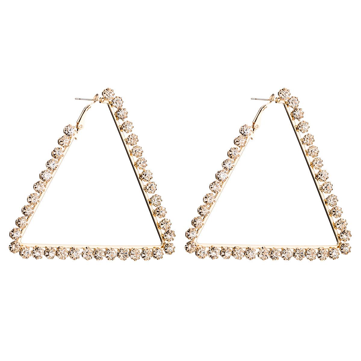 Acrylic Fashion Geometric earring  Alloy  Fashion Jewelry NHJE2611Alloy