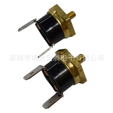 六边铜头温控开关KSD301  0度-300度 铜头温控器  艾默生36T