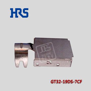Hirose/HRS/广濑 GT32-19DS-7CF连接器配件