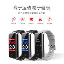 CB601pro智能手?#38450;?#29273;同步心率血压监测防水计步运动手表跨境专供
