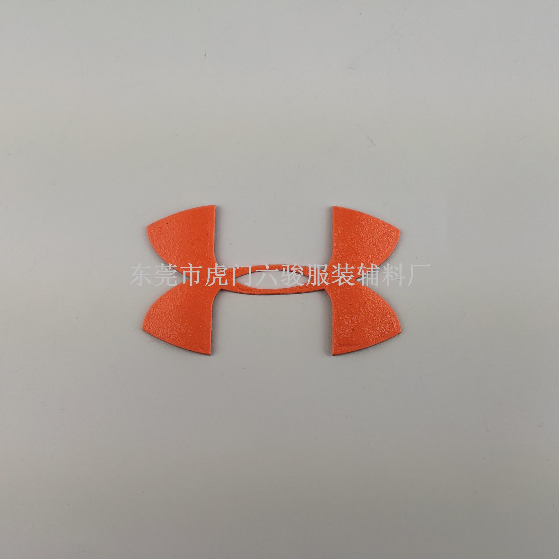 东莞工厂印刷烫画 立体模具logo标志 厚板硅胶热转移烫标加工定制