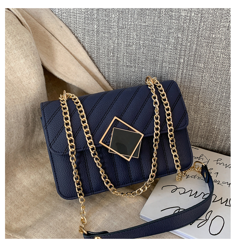 one shoulder messenger small square bag NHEX287103