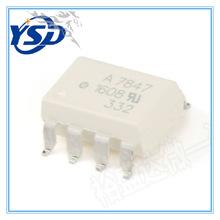 原装正品 QCPL-7847-500E SMD-8 100kHz 光隔离放大器