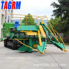 履带式甘蔗收割机 甘蔗割铺机 甘蔗机械