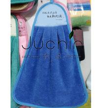 現貨家居廚房掛式清潔擦手巾可印繡廣告LOGO垃圾分類贈送小禮品