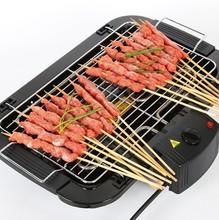 無煙電烤盤室內家用迷你小型燒烤架3人到8人以上燒烤爐烤串機