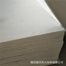 厂家批发防火板 室内外耐高温阻燃无机防火隔板 墙面装饰隔音板