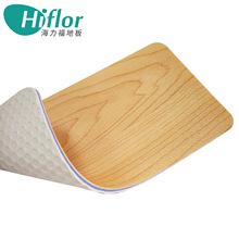 特价清库处理PVC地板运动塑胶地板木纹耐磨防滑环保厂家直销