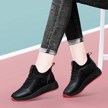 內增高莆田運動鞋女2019秋季新款品牌女鞋專柜正品鞋子跑步鞋韓版