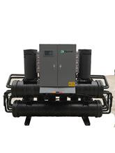 水源热泵机组大型中央空调设备变频冷暖螺杆式水地源热泵生产厂家