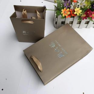 Saturday Fu Jewelry Gift Tote Bag Miao Lao Xiang Lao Feng Gift Paper Bag Factory Wholesale Spot Supply