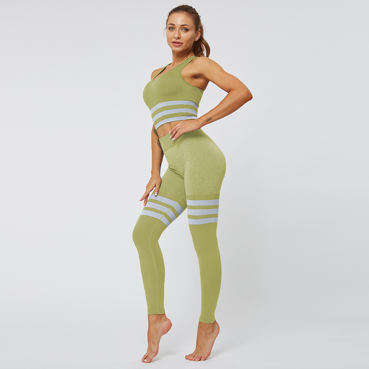 new sports two-piece suit  NSLX21578