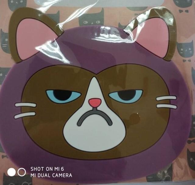 Net dễ thương đế lót ly mèo đỏ cách nhiệt silicone pad coaster trượt mat bát cửa hàng nhà máy mat placemat thể được tùy chỉnh Silicone giả