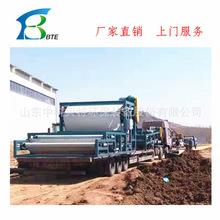 安徽合肥小型污泥压滤机哪家口碑好?中科贝特实力厂家品质保障