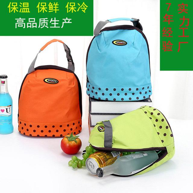 创意保温袋 保温包铝箔便当包午餐保温包便携手拎野餐冰包