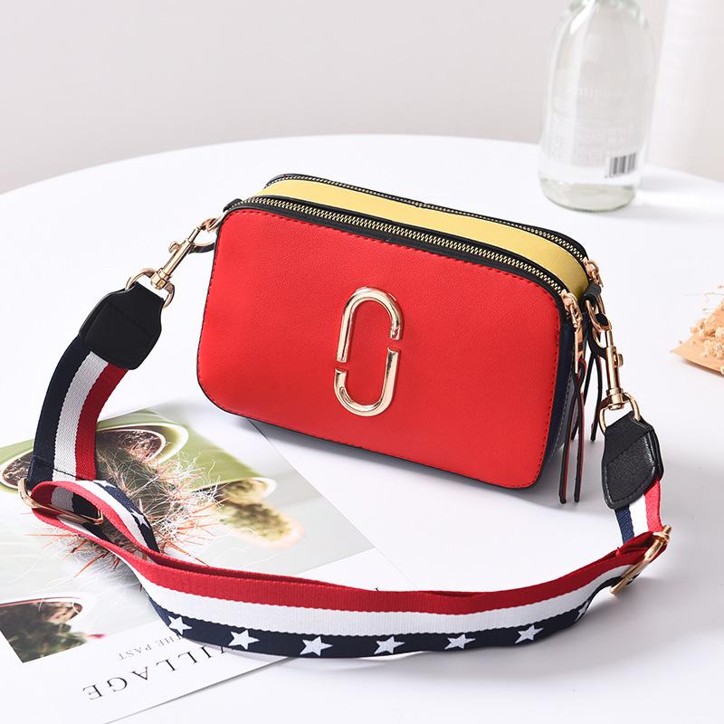 Women's Winter New Bag Female 2019 New Messenger Bag Korean Version Of The Tide Girl Bag Wild Personality Camera Messenger