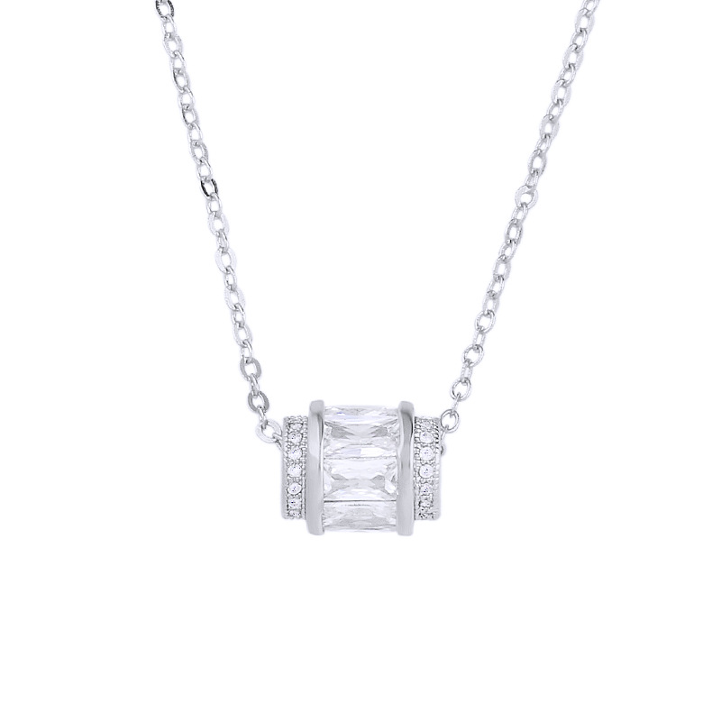 Alloy Korea Geometric necklace  (Alloy)  Fashion Jewelry NHAS0517-Alloy
