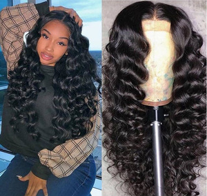 Curly Hair Wigs Parrucche per capelli ricci The wig is small curly, the wig is too long, and the curl is explosive