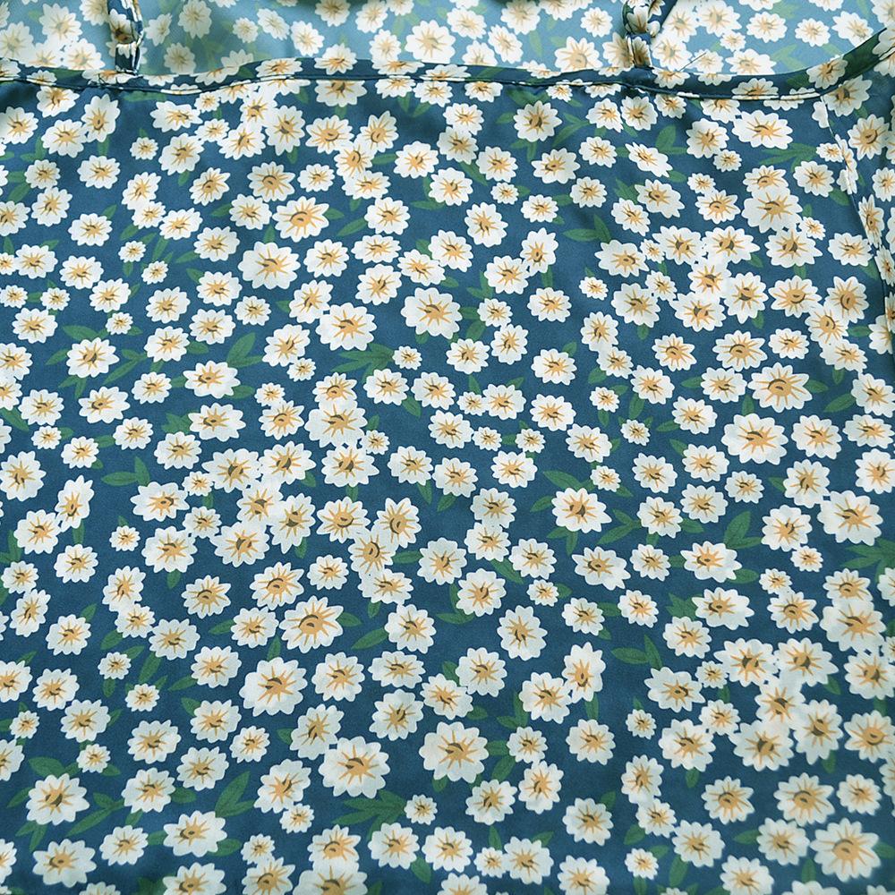 pure color silk chiffon shirt  NSLIH50507