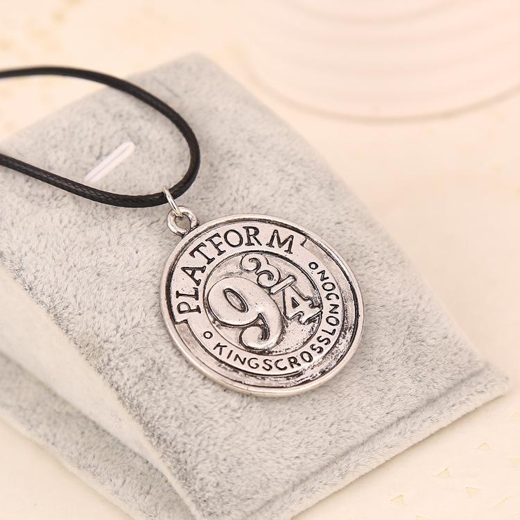 New Fashion Harry Potter Vintage Necklace Wholesale NHMO209128