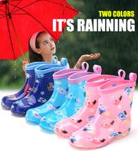 儿童雨鞋小孩宝宝雨靴2-3-4-5-6-7-8-9-10-11-12岁男孩女孩子雨鞋