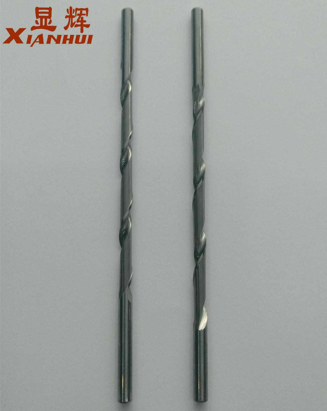 双头单刃螺旋开料刀具 进口94度钨钢铣刀 实木机械开料刀