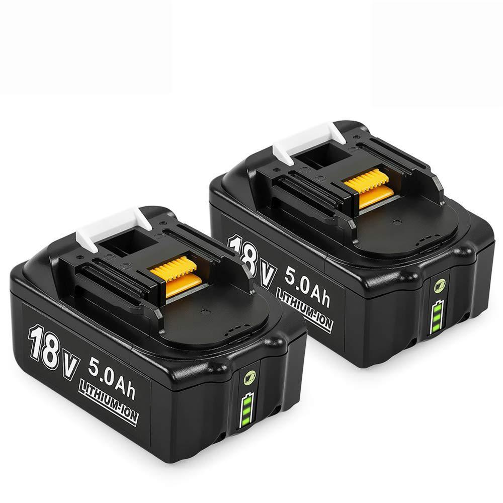 替代makita 18V锂电工具电池 牧田 BL1840 BL1830可充电锂电池
