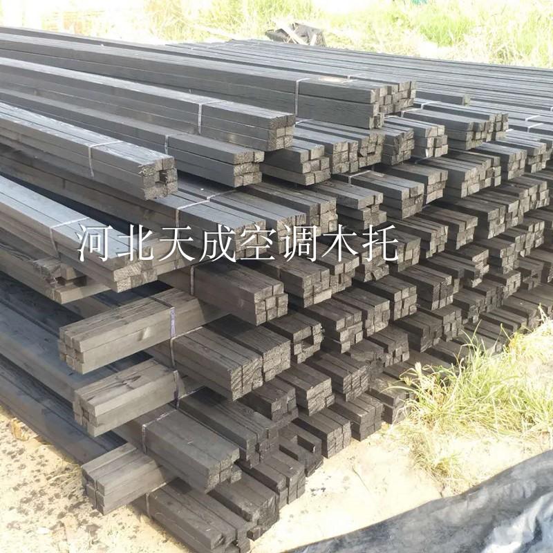 防腐风管垫木 木方 木条 (枕木)中央空调通风管道 机械设备专用
