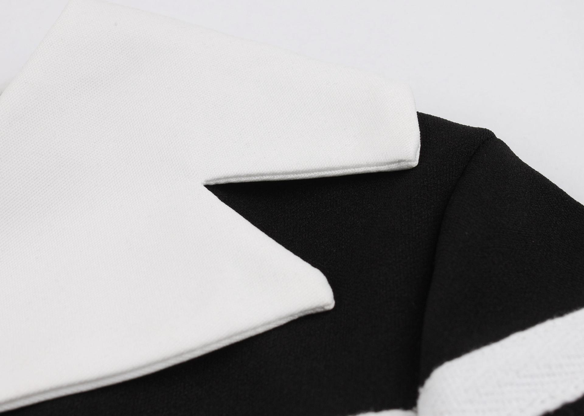 women's navy style slim dress nihaostyles clothing wholesale NSMXN78866