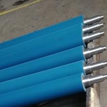 廠家定制三菱輪轉酒精水輥傳墨尼龍輥不干膠印刷膠輥包膠定制