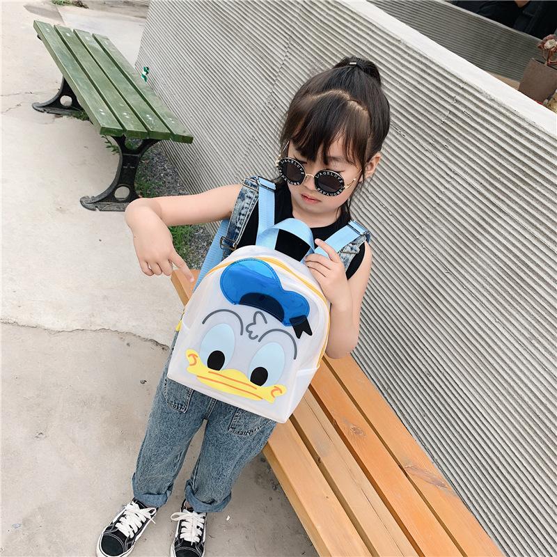 幼儿园背包夏新款1-3-6岁可爱双肩包时尚韩版卡通果冻儿童小包包