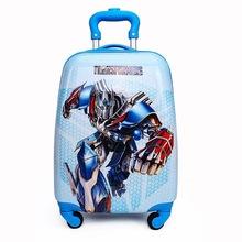 可一件代發兒童旅行箱小學生小童小朋友行李箱 拉桿 卡通女孩男童