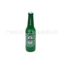 廠家供應加工定做 PU啤酒瓶 專業生產各種個性化廣告酒瓶飲料瓶