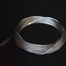 批发304 晾衣绳不锈钢丝 升降晾?#24405;?#37197;件钢丝绳 晒被绳