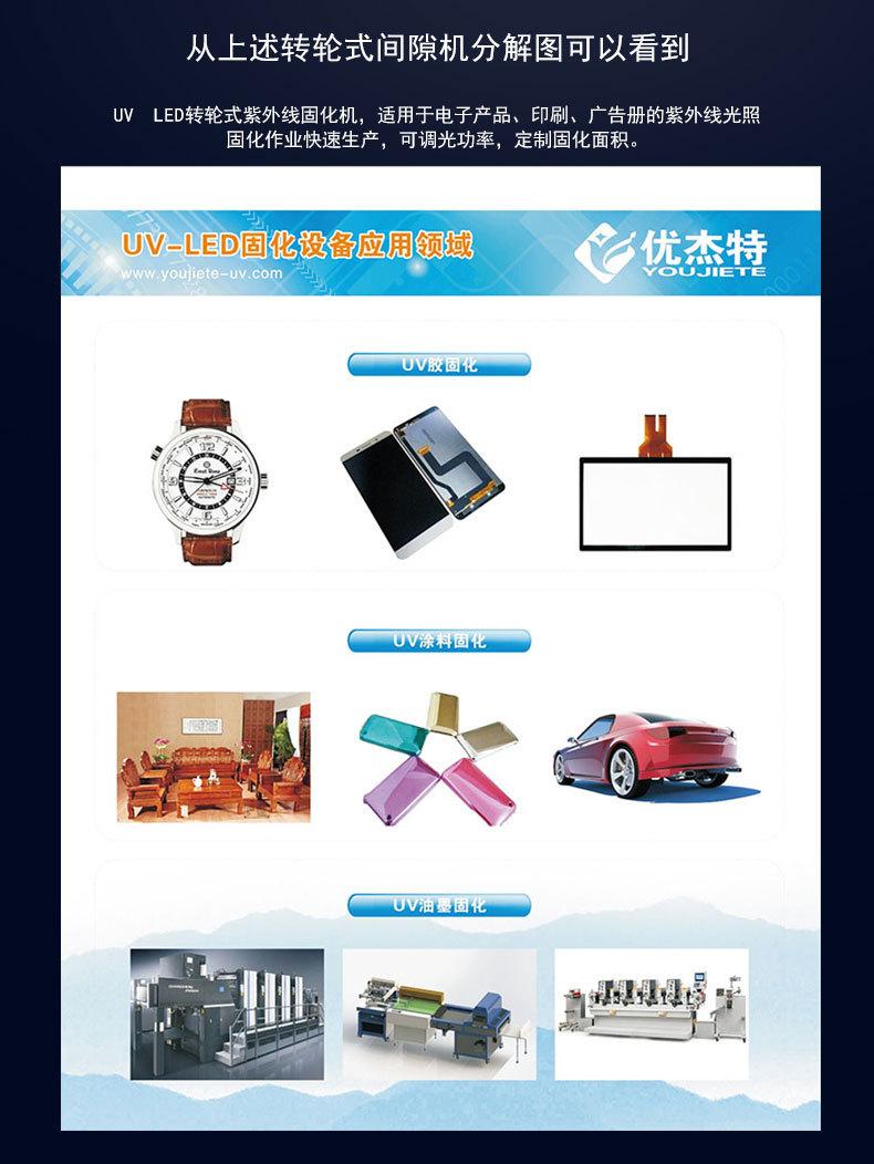 印刷设备_uvled式间隙机厂家紫外线光固油墨印刷两年质保