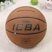 厂家直销纯牛皮篮球高级比赛篮球丁基内胆篮球蓝球真皮7号篮球