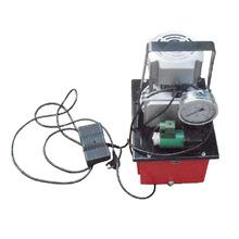 厂家 德克电动液压泵 脚踏型 单油路 DYB-8000E 出力70兆帕 包邮