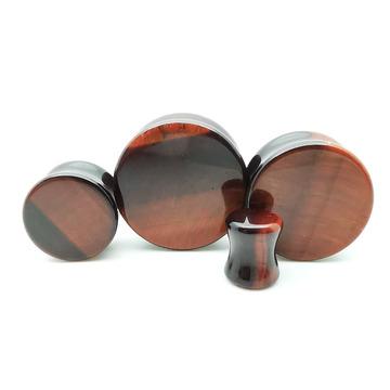 工厂货源红虎眼石耳扩外贸热销石头耳廓 穿刺耳扩器饰品批发
