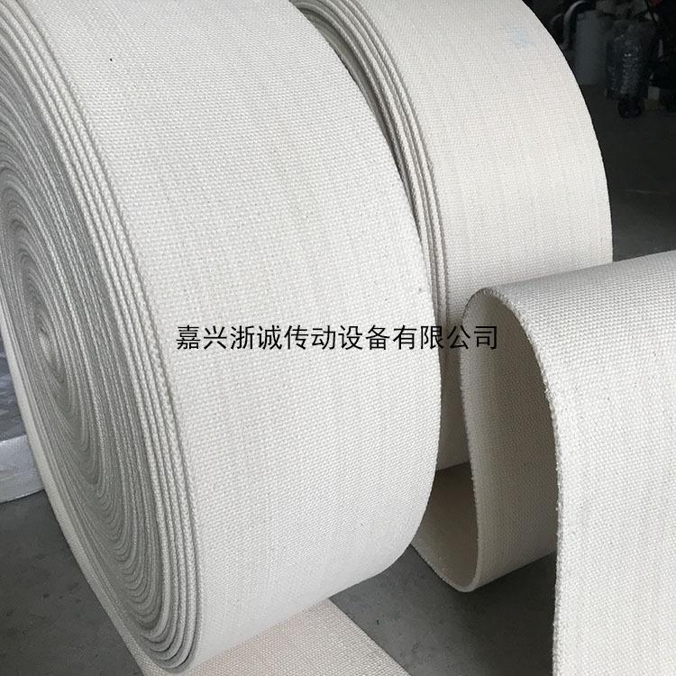压延机全棉帆布输送带,耐高温帆布带,纯棉木棉传送带厂家直销