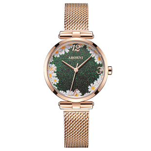 women watches ins new hot-selling women's watches trendy personality stone