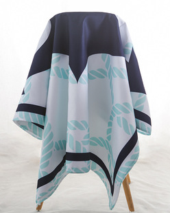 Multicolor large-size fiber beach towels, picnic mats, aircraft blankets, soft touch, strong water absorption, quick-drying