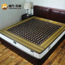 繼萬玉石鍺石床墊加熱床墊遠紅外線電熱毯榻榻米床墊促銷會銷禮品