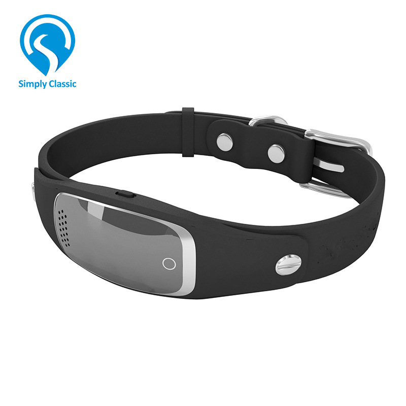 S1 2G防水中型狗狗项圈GPS宠物定位器  Dog Collar GPS Tracker